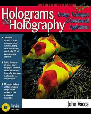 Holograms And Holography: Design, Techniques, & Commercial Applications
