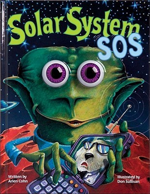 Solar System SOS Picture Book (Eyeball Animation!)