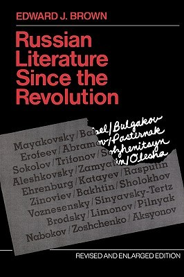 Russian Literature Since the Revolution