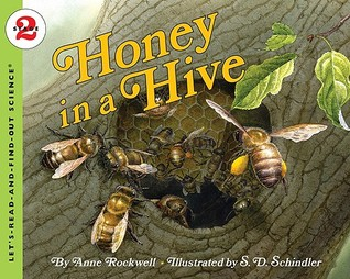 Honey in a Hive: Let's Read and Find out Science - 2
