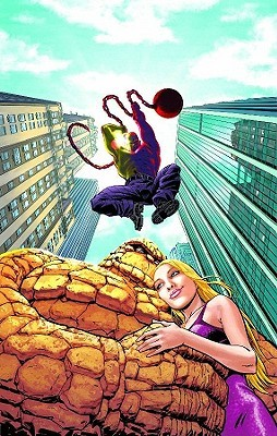 Marvel Adventures Fantastic Four, Volume 5: All 4 One, 4 for All