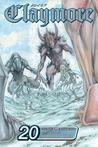 Claymore, Vol. 20: Demon's Claw Remains (Claymore, #20)