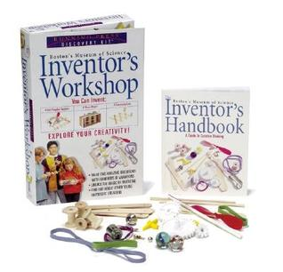 The Inventor's Workshop: Discovery Kit (Running Press Discovery Kit)