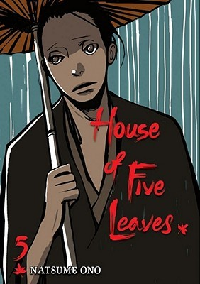House of Five Leaves, Vol. 5 by Natsume Ono