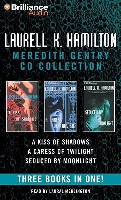 Meredith Gentry CD Collection by Laurell K. Hamilton