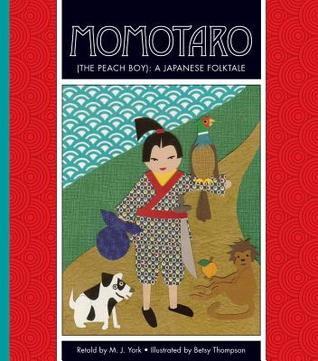 Momotaro (the Peach Boy): A Japanese Folktale