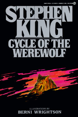 Cycle of the Werewolf by Stephen King