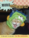 More Stuff on My Cat: 2x the Stuff + 2x the Cats = 4x the Awesome
