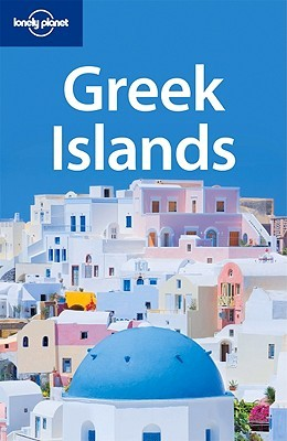 Lonely Planet Greek Islands Book