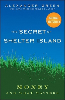The Secret of Shelter Island by Alexander Green