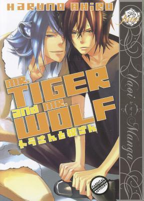 Mr. Tiger and Mr. Wolf
