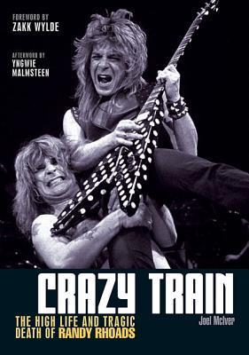 Crazy Train by Joel McIver