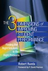 The 3 Dimensions of Improving Student Performance: Finding the Right Solutions to the Right Problems