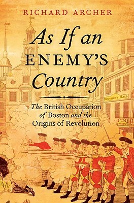 As If an Enemy's Country by Richard Archer