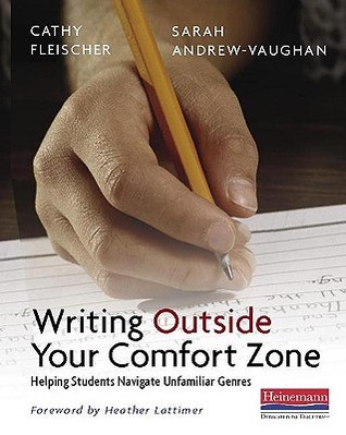 Writing Outside Comfort Zone by Cathy Fleischer