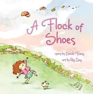 Flock of Shoes by Sarah Tsiang