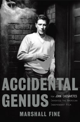 Accidental Genius by Marshall Fine