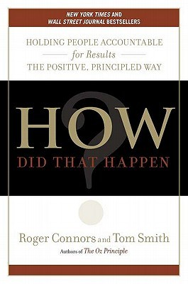 How Did That Happen? by Roger Connors