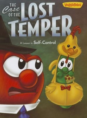 The Case of the Lost Temper Book: A Lesson in Self-Control