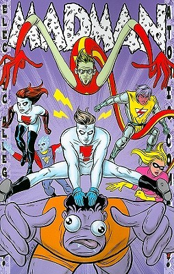 Madman Atomic Comics, Volume 3 by Mike Allred