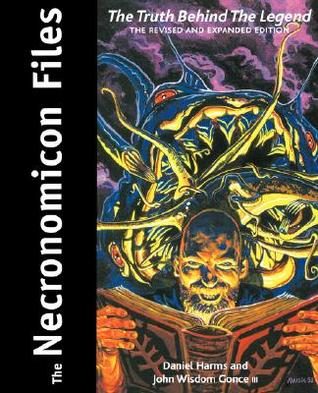 The Necronomicon Files by Daniel Harms