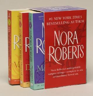 The Circle trilogy by Nora Roberts
