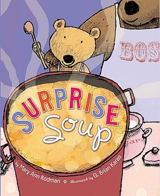 Surprise Soup by Mary Ann Rodman