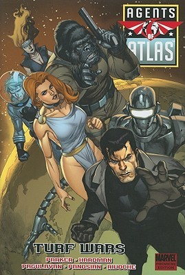 Agents of Atlas: Turf Wars (Agents of Atlas #2)