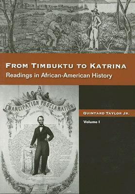 From Timbuktu to Katrina: Readings in African-American ...