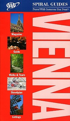 AAA Spiral Vienna, 2nd Edition (Aaa Spiral Guides)