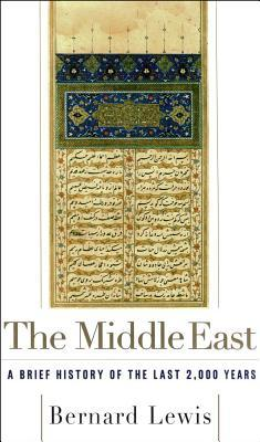 The Middle East by Bernard Lewis