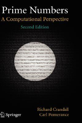 Prime Numbers by Richard Crandall