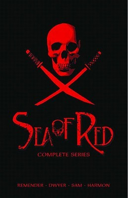 Sea of Red Slipcase Collection: The Complete Series