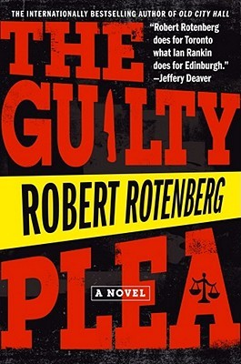 The Guilty Plea (Detective Greene, #2)