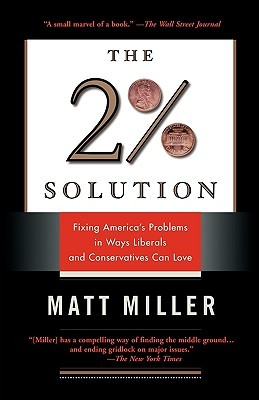 The Two Percent Solution by Matthew Miller