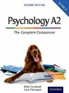 Psychology A2: Student Book: The Complete Companion For Aqa 'A'
