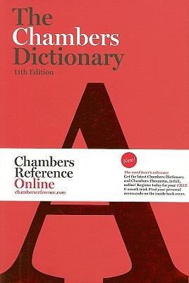 Chambers Dictionary, 11th Edition