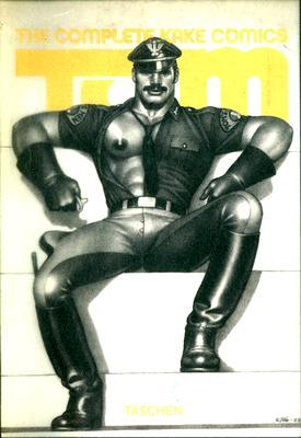 The Complete Kake Comics by Tom of Finland