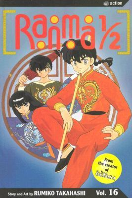 Ranma 1/2, Vol. 16 by Rumiko Takahashi