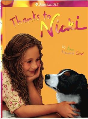 Thanks to Nicki (American Girl of the Year)