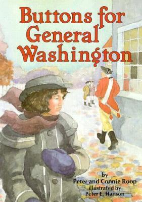 Buttons for General Washington by Peter Roop