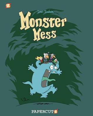 Monster Graphic Novels: Monster Mess (Monster Graphic Novels )