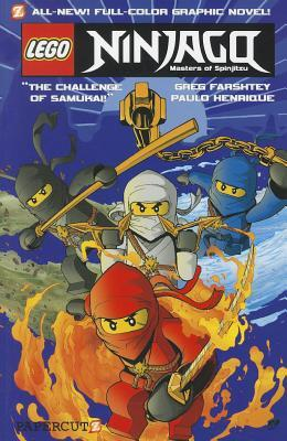 LEGO Ninjago Vol. 1: The Challenge of Samukai