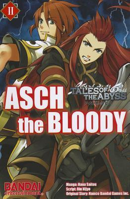 Tales of the Abyss: Asch the Bloody, Volume 2 (Tales of the Abyss: Asch the Bloody #2)