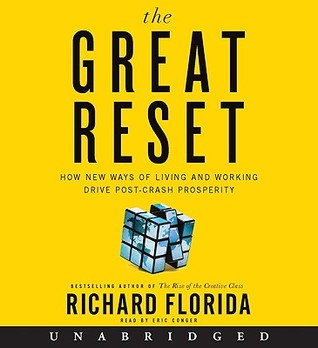 The Great Reset by Richard Florida