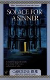 Solace for a Sinner (Chronicles of Isaac of Girona, #4)