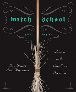 Witch School by Don Lewis-Highcorrell