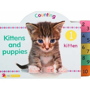 Counting: Kittens And Puppies (Tab Books)
