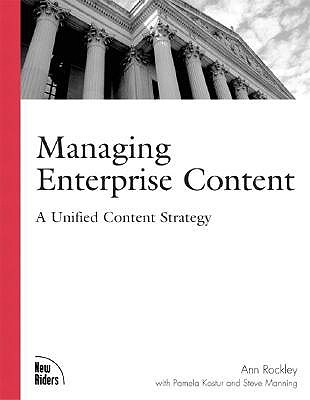 Managing Enterprise Content by Ann Rockley