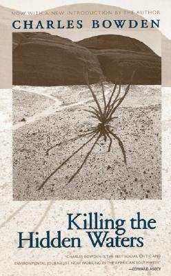 Killing the Hidden Waters by Charles Bowden